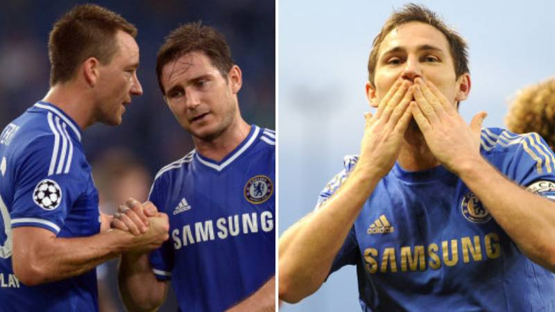 Frank Lampard Reveals Five Toughest Midfielders He Faced, Names One As His Top Pick