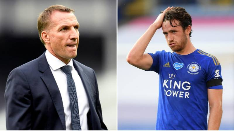 Ben Chilwell 'To Tell Leicester City He Wants To Quit' To Secure Huge Summer Transfer