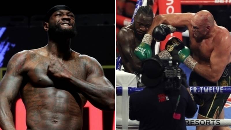 Deontay Wilder Infographic Exposes His Boxing Resume And Tears Into Quality Of Opponents
