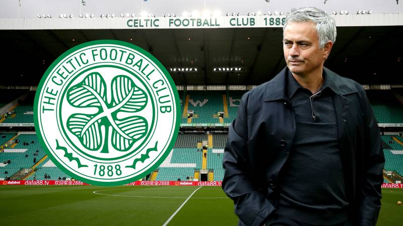 José Mourinho Has Emerged As One Of The Favourites To Become Celtic Manager