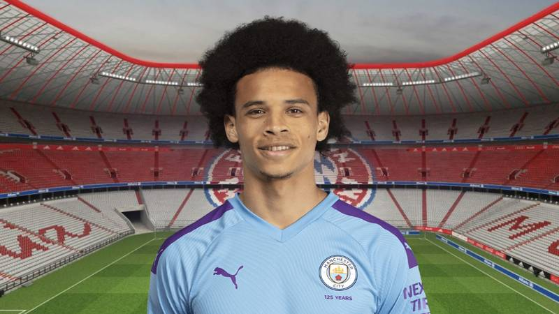 Manchester City's Leroy Sane Has Reportedly Decided To Join Bayern Munich
