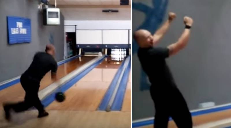 Bowler Sets World Record For The Fastest 300 Game