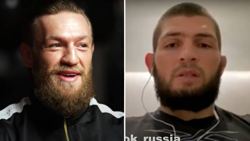 Khabib Nurmagomedov Snubs Conor McGregor As He FINALLY Names Toughest Opponent In His Career