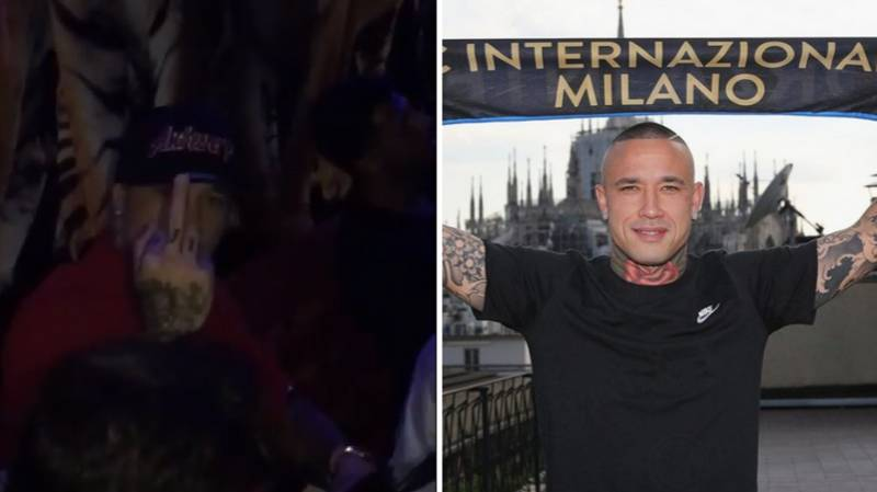 Inter Choose Not To Punish Radja Nainggolan For 2AM Clubbing Incident