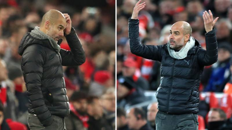 Manchester City Fan Says He Wants Pep Guardiola 'Out' And To Get Jose Mourinho In