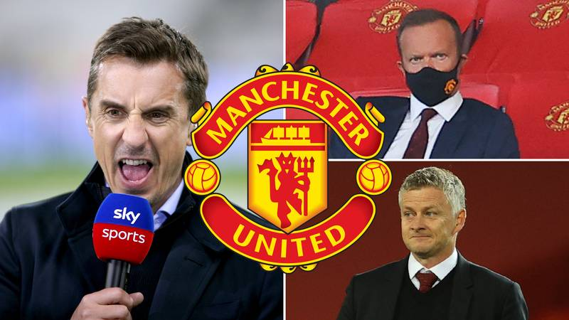 Gary Neville Tells Manchester United The Three Signings They Must Make In Scathing Transfer Rant