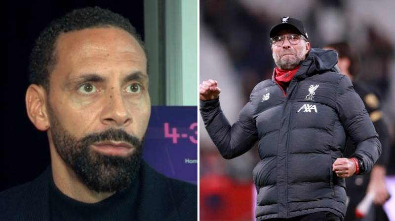 Rio Ferdinand Admits He Thinks Liverpool Could Be Dominant For A While