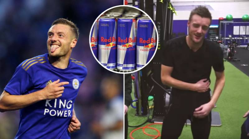 Jamie Vardy's Pre-Match Diet Is Still Next Level