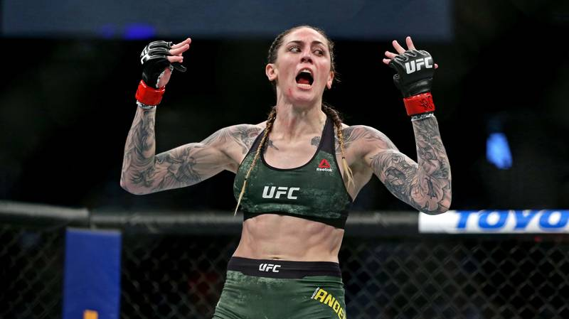 Aussie Megan Anderson Will Not Be Fighting Amanda Nunes At UFC 256