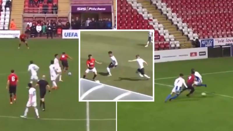 Incredible Video Proves That Mason Greenwood Has Always Been A Generational Talent