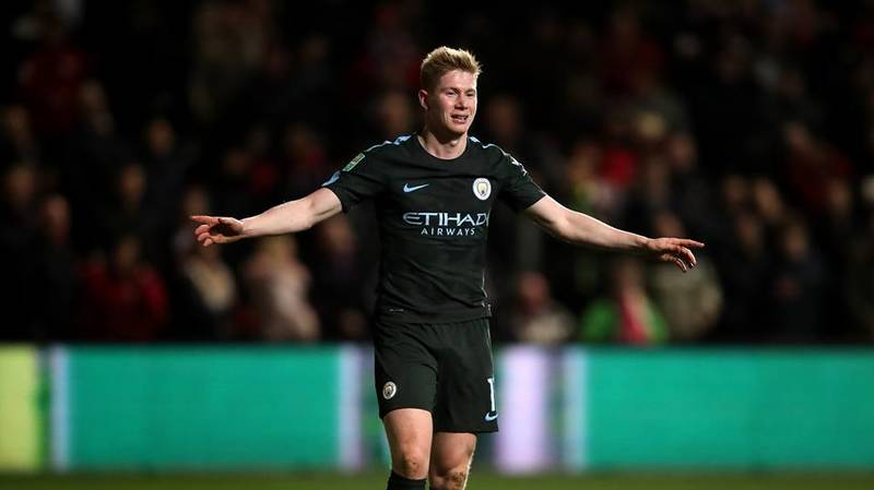 Kevin De Bruyne's Premier League Assist Record Is Simply Stunning