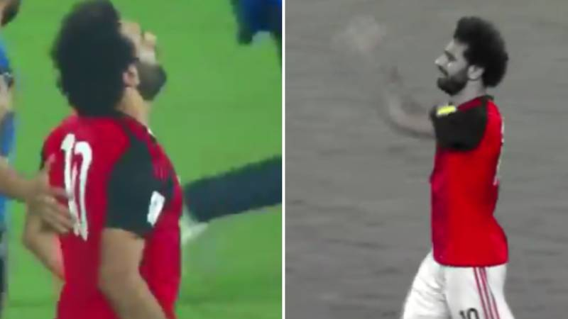 Incredible Video Shows Ups And Downs Of Football From Egypts World Cup Qualification