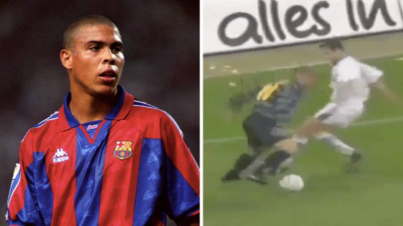 Video Shows How Incredible 'R9' Ronaldo Was Before Turning 21
