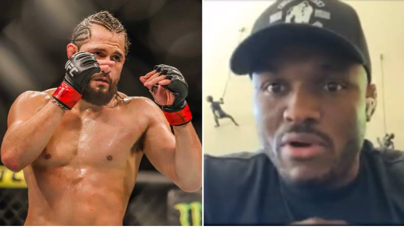 Kamaru Usman Sends Vicious Warning To Jorge Masvidal After New UFC 251 Main-Event Is Confirmed