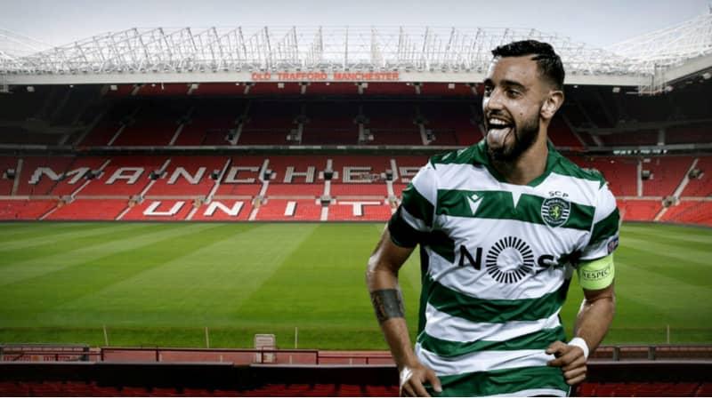 Manchester United Reportedly Agree Deal For Bruno Fernandes For £68 Million