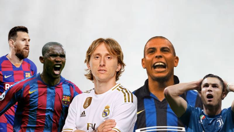 Real Madrid's Luka Modric Set To Become 17th Winner Of The Golden Foot Award