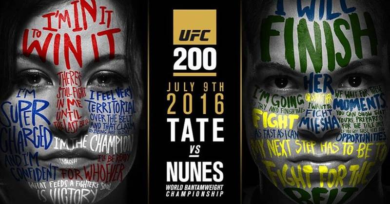 UFC 200: A Complete A-To-Z Preview