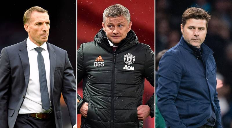 Top 10 Potential Men To Replace Ole Gunnar Solskjaer At Manchester United Revealed