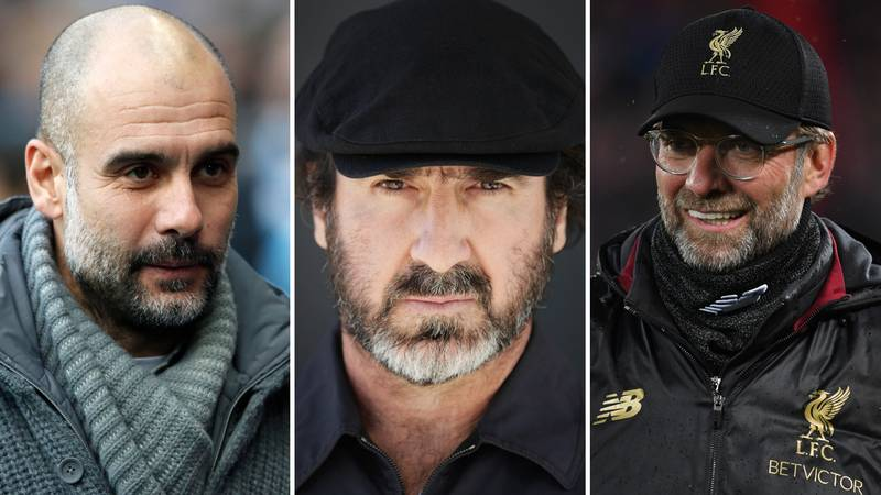 Eric Cantona's Response To Who Would Win The Premier League Title Out Of City Or Liverpool