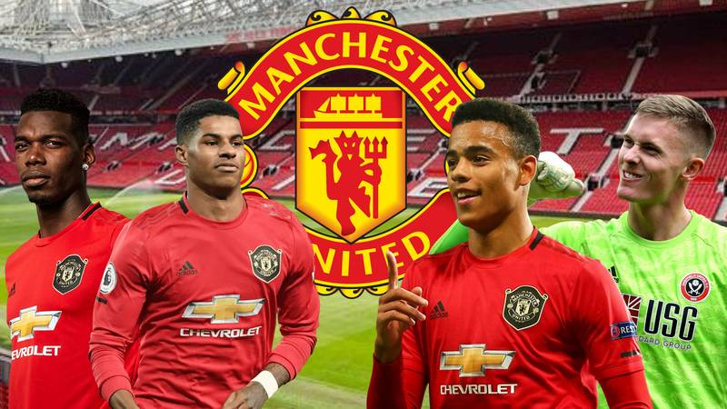 A Team Made Up Of Manchester United's Former Academy Players Is Worth A Crazy Amount