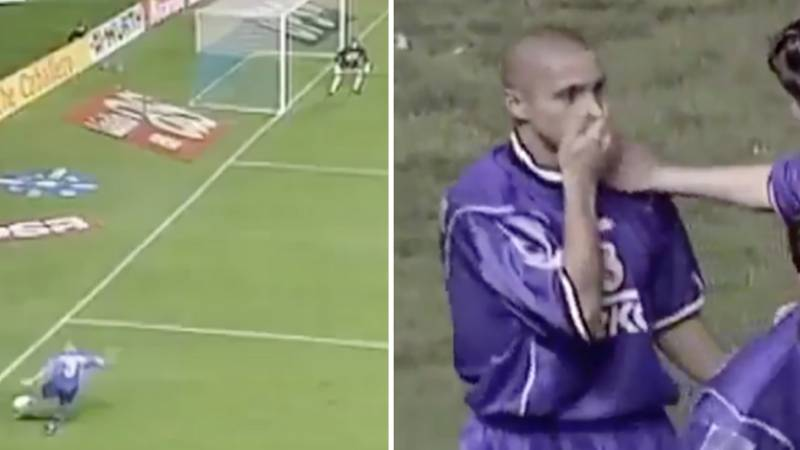 Roberto Carlos' 'Impossible' Half Volley Goal Against Tenerife Is Still Outrageous 23 Years On