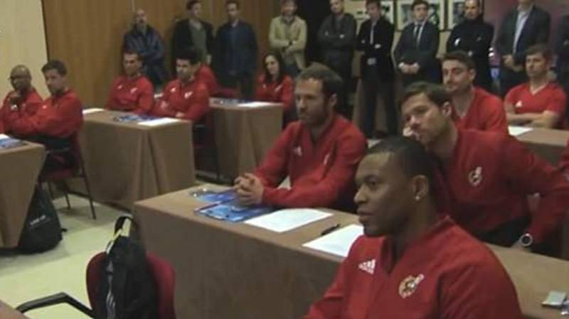 A Host Of Football Legends Are All The Same Coaching Course
