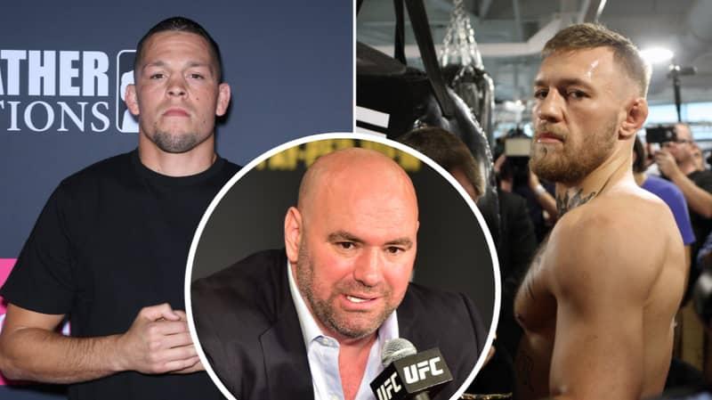 Dana White Provides Update On Conor McGregor Vs. Nate Diaz Trilogy