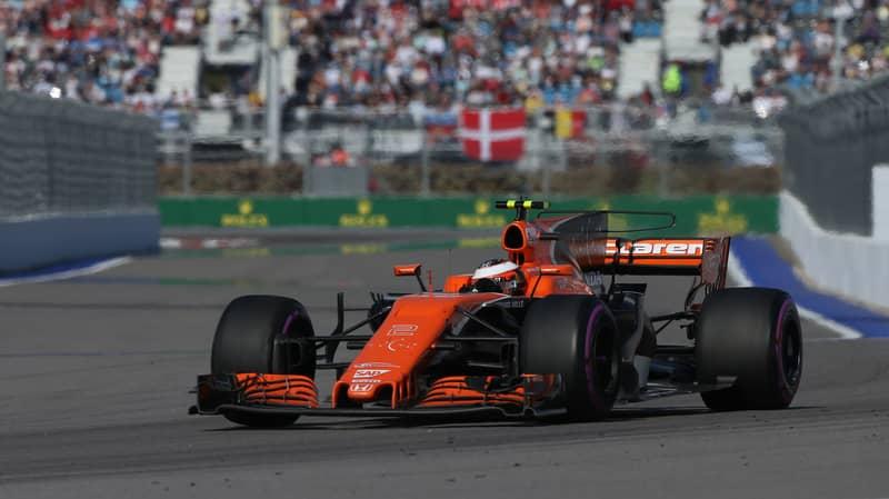 McLaren Back Honda To Turn Their Season Around