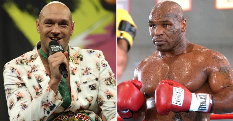 Tyson Fury Has Given Roy Jones Jr. Some Advice Ahead Of Mike Tyson Fight