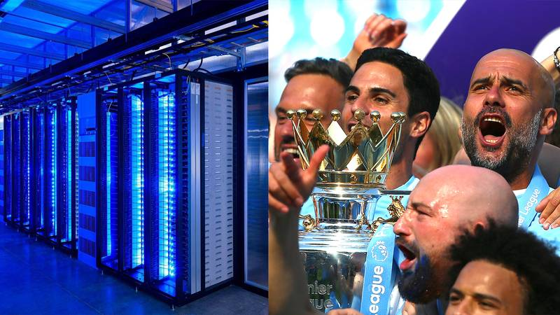 Premier League prediction Supercomputer tips Manchester City to be crowned champions in closest title race since 2012