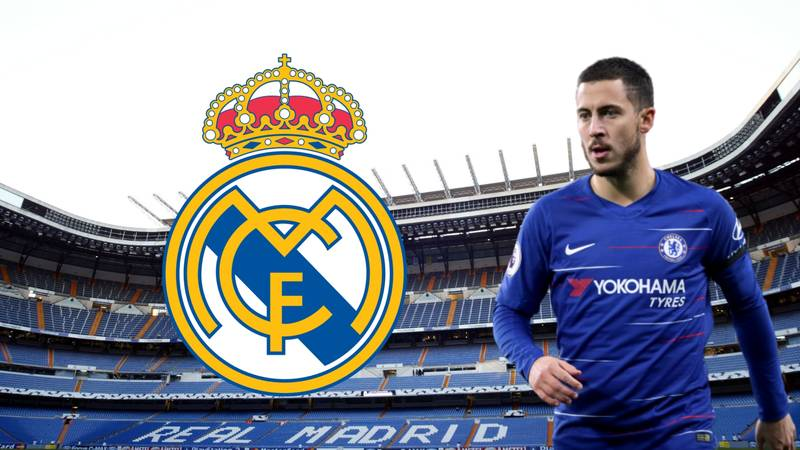 Two Players Real Madrid Want To Swap For Chelsea Ace Eden Hazard