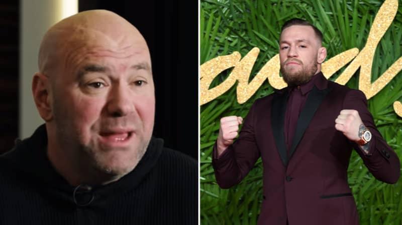 Dana White Responds To Conor McGregor's $80 Million Payday Claim At UFC 246