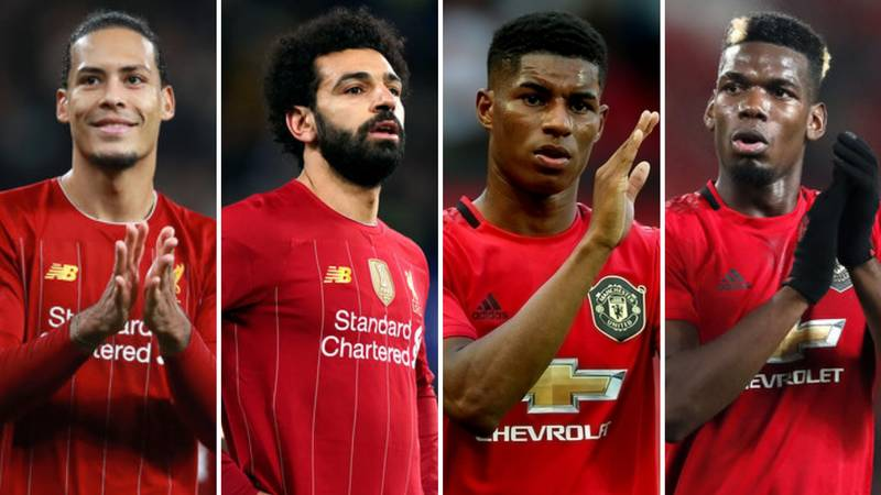 Manchester United And Liverpool's Highest-Rated Players In FIFA 21 Predicted
