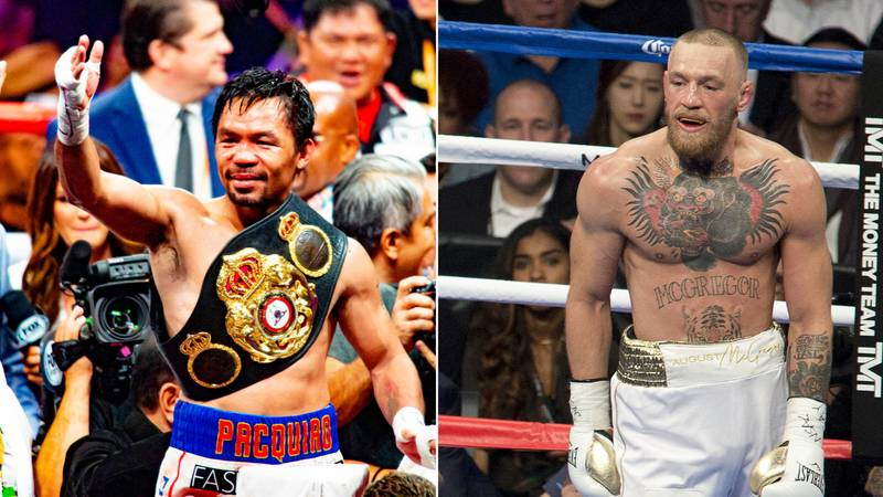 Manny Pacquiao's Conditions For Fight With Conor McGregor