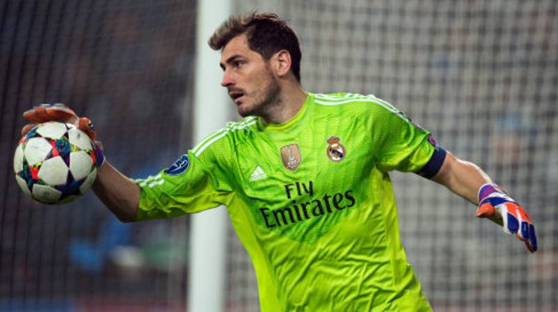 Premier League Side Eyeing Up Shock Swoop For Iker Casillas