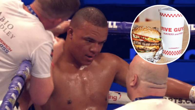 """Heavyweight Boxer Asks Coach: """"We Going For Five Guys After?"""" During Fight"""