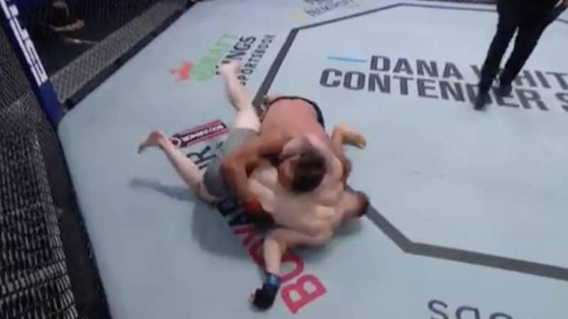 UFC Star Joe Pyfer Breaks Arm And Dislocates Elbow After Brutal Slam