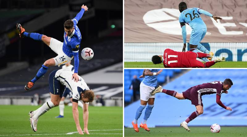The Premier League's Top Five Biggest Divers Have Been Named