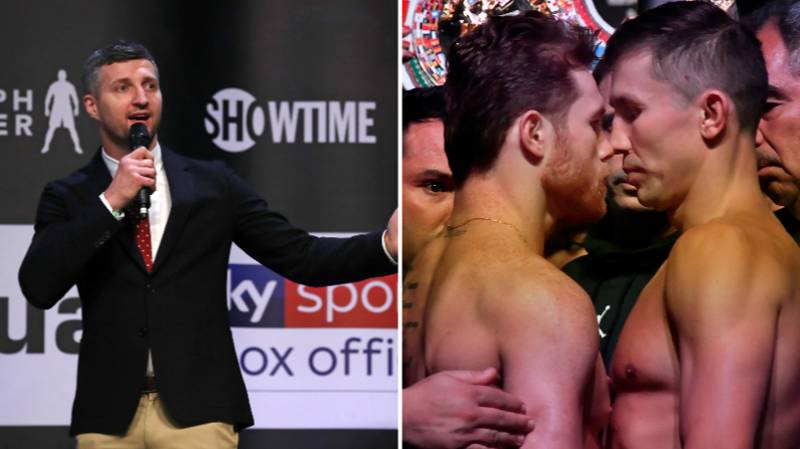 Carl Froch Thinks He'd Have Beaten Gennady Golovkin And Saul Canelo Alvarez
