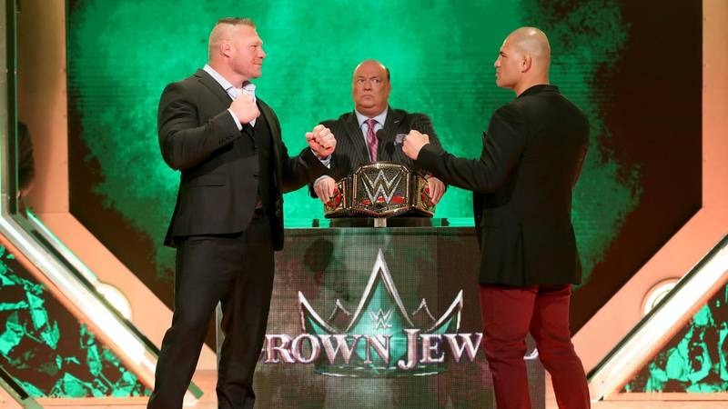 WWE Crown Jewel: Full Match Card, Date, Start Time And TV Channel Info