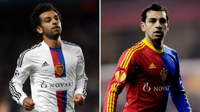 Mohamed Salah Was So Bad At First Basel Training Session That Coaches Thought He 'Had A Twin Brother'