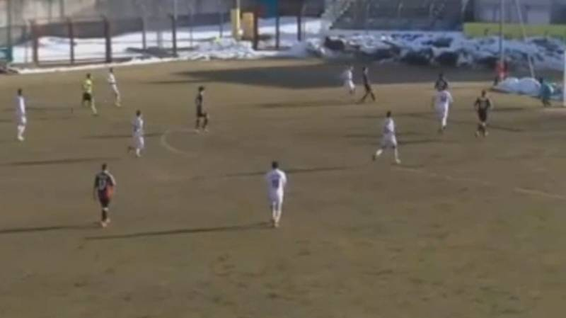 Footage Shows How Bad Pro Piacenza's Defending For 16th Goal Was