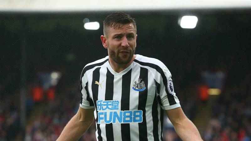 Newcastle's Paul Dummett Well And Truly Proved Alan Pardew Wrong