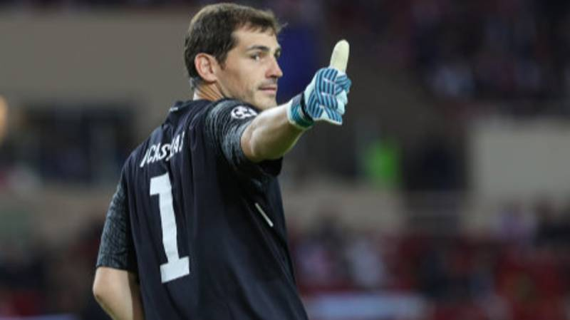 Iker Casillas Expertly Trolls Newspaper For False Reports About Him