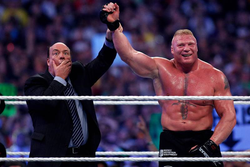 Paul Heyman Expects Big Things From NXT Stars