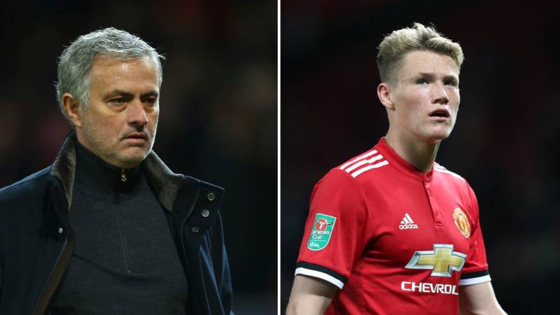 Jose Mourinho Revealed What He Told Scott McTominay After 'Worst Match'