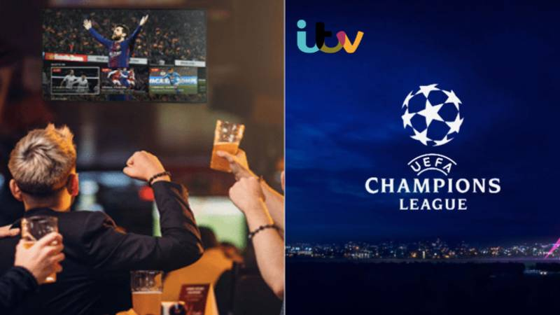 Champions League Football Could Return To Terrestrial Television On ITV