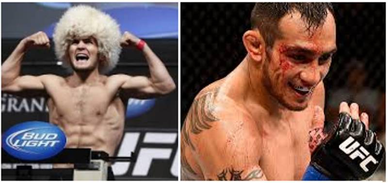 BREAKING: Khabib Nurmagomedov Vs. Tony Ferguson Reportedly Set For Interim-Title