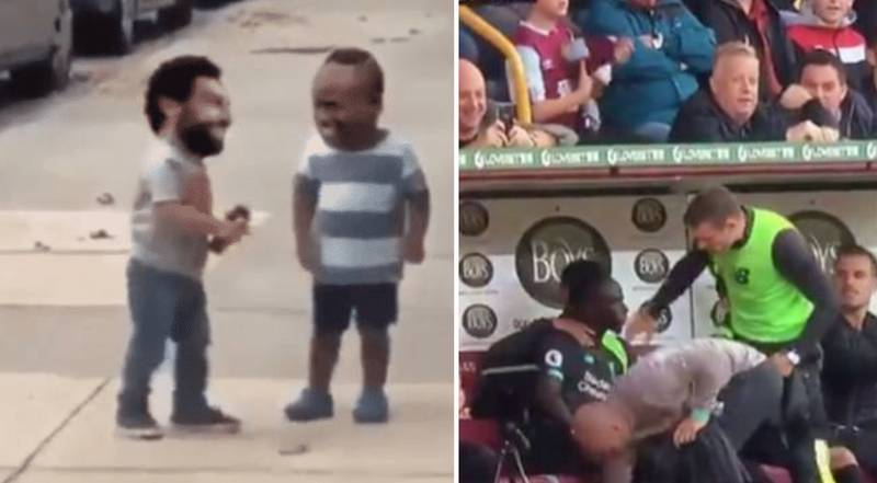 Mohamed Salah Posts Hilarious Video Showing Him And Sadio Mane Have Made Up