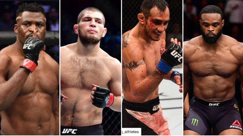 UFC 249: How The 'Baddest Ever Card In MMA History' Could Look Like